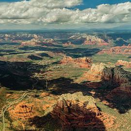 Alan Marlowe - The Red Rocks of Sedona