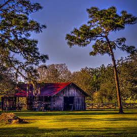 Marvin Spates - The Red Roof Barn