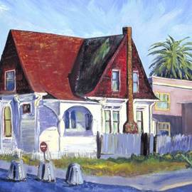 Asha Carolyn Young - The Red Roof House
