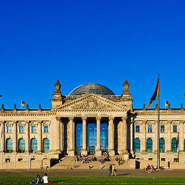 Colin Utz - The Reichstag - Berlin - Germany
