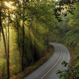 Dan Myers - The Road Less Traveled