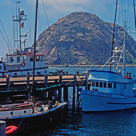 Kathy Yates - The Rock at Morro Bay