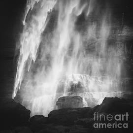 Bronze Riser - The Rocks under the Falls