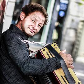 Stwayne Keubrick - The romanian accordeonist