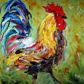 Karen Tarlton - The Rooster