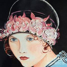 Barbara Chase - The Rose Cloche