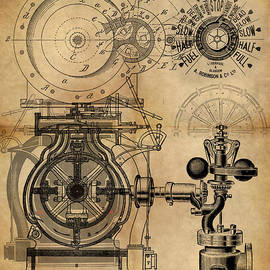 James Christopher Hill - The Rotary Engine