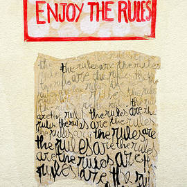 Phil Robinson - The Rules