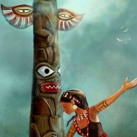 Ratika Puri - The Sacred Dream