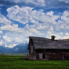 Ken Smith - The Saggy Barn