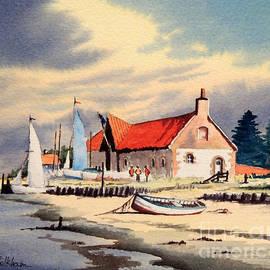 Bill Holkham - The Sailing Club