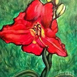 Kimberlee  Baxter - The Scarlet Lily