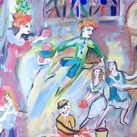Judith Desrosiers - The Schoolroom
