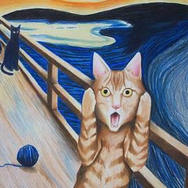 Amber Stanford - The Scream