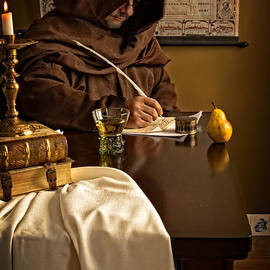 Levin Rodriguez - The Scribe