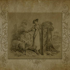 Sandra Foster - The Shepherdess