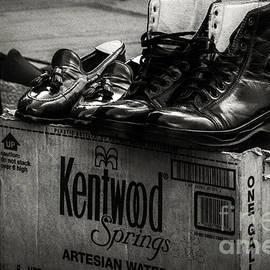 Kathleen K Parker - The Shoeshine Man