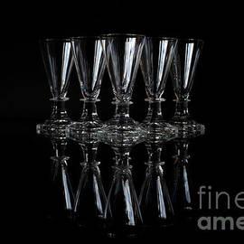 Torbjorn Swenelius - The shot glasses