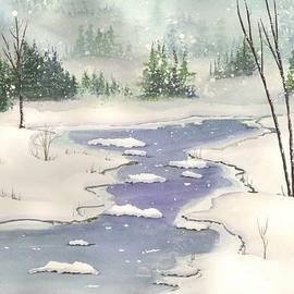 Sheryl Bessette - The Silence of Snow