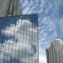 Melissa McCrann - The Skies Hidden Within Skyscrapers