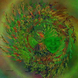Diane Parnell - The Smallest Green Man
