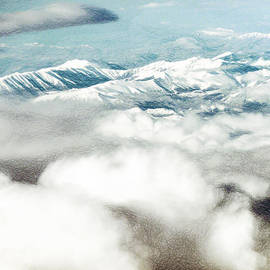 Steve Taylor - The Southern Alps and Cloud