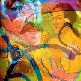 Jerome Stumphauzer - The Spirit of Paul Gauguin