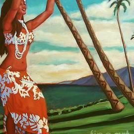 Janet McDonald - The Spirit of Hula