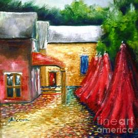 Therese Alcorn - The Stables Arrowtown - original sold