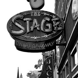 A R Williams - The Stage on Broadway