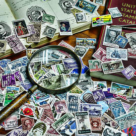 Paul Ward - The Stamp Collector