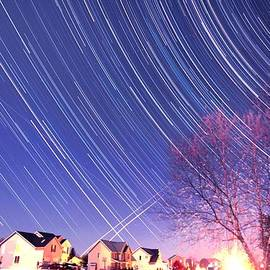 Paul Ge - The star trails