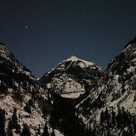 Jeff  Swan - The Stars Over Ouray Colorado