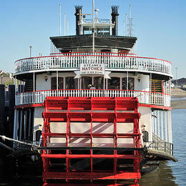 Bradford Martin - The Steamboat Natchez-NOLA