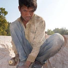 Kim Bemis - The Stone Cutter - Amarkantak India