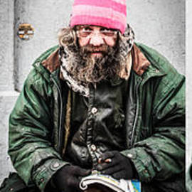 Stwayne Keubrick - The Story of the pink hat vagabond guy