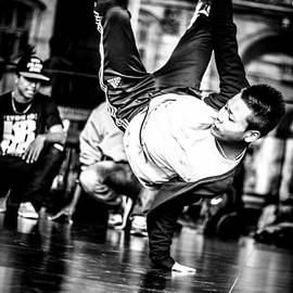 Stwayne Keubrick - The street dancer