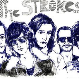 Mils Gan - The Strokes