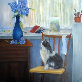 Loretta Luglio - The Studio Cat
