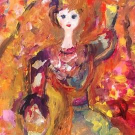 Judith Desrosiers - The Summer walk