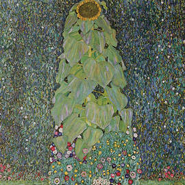 Gustav Klimt - The Sunflower