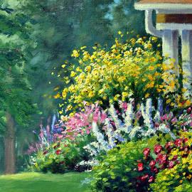 Rick Hansen - The Sunshine Garden
