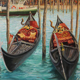 Kiril Stanchev - The Symbols of Venice