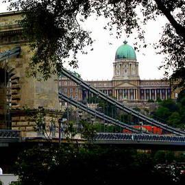 Laurel Talabere - The Szechenyl Chain Bridge