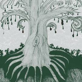 Dyana Schoenstadt - The Tearing Tree