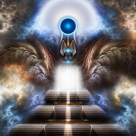 Rolando Burbon - The Temple OF Heaven