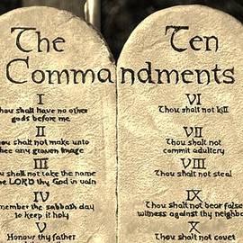 Cynthia Guinn - The Ten Commandments