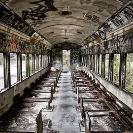 Jessica Berlin - The Train Car