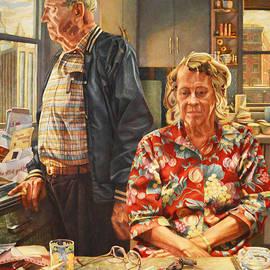 Kenneth Cobb - The Treachery of Image