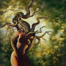 Anna Ewa Miarczynska - The Tree